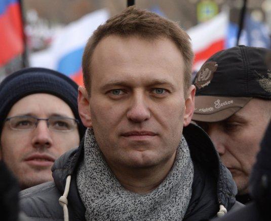 """""""Scanpix"""" nuotr./Aleksejus Navalnas"""