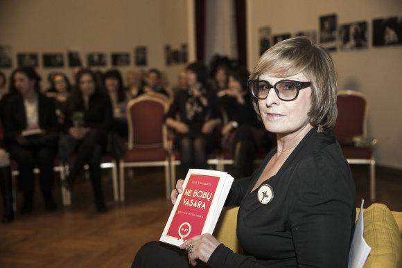 Viganto Ovadnevo/Žmonės.lt nuotr./Rūta Vanagaitė