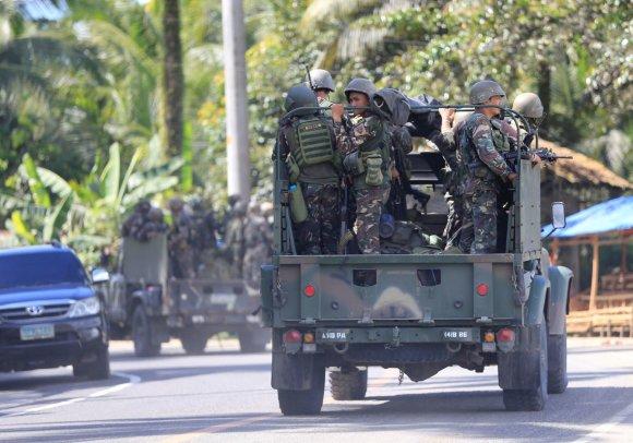 """""""Reuters""""/""""Scanpix"""" nuotr./Neramumai Pietų Filipinuose"""