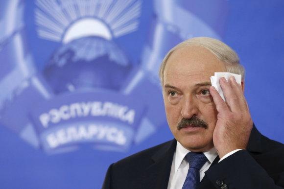 """Reuters""/""Scanpix"" nuotr./Prezidento rinkimai Baltarusijoje"
