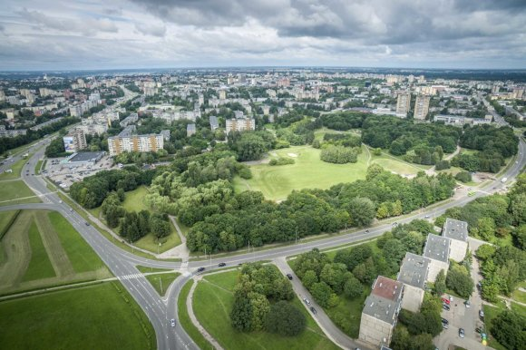Kauno miesto savivaldybės nuotr./Draugystės parkas
