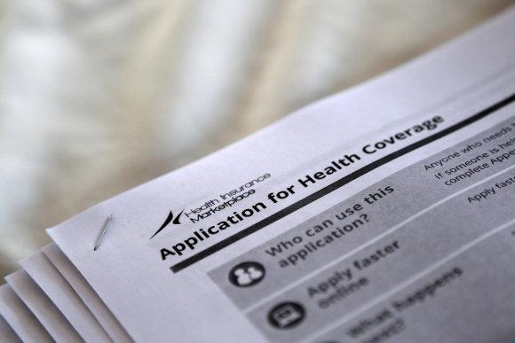 """Reuters""/""Scanpix"" nuotr./Respublikonai nori anuliuoti ""Obamacare"""