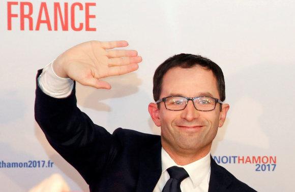 """Reuters""/""Scanpix"" nuotr./Benoit Hamonas"