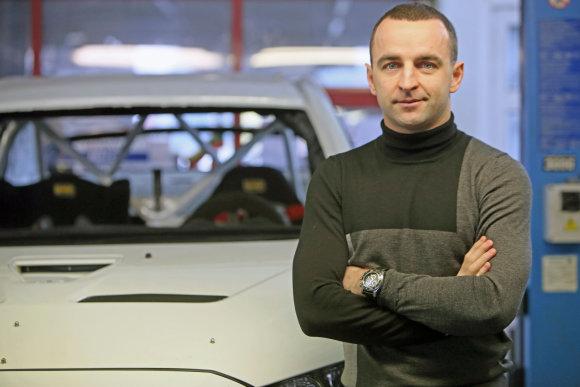 Eriko Ovčarenko / 15min nuotr./Vytautas Švedas