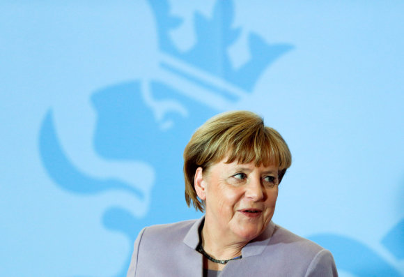 """Reuters""/""Scanpix"" nuotr./Angela Merkel"
