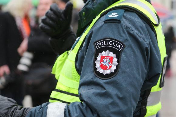 Juliaus Kalinsko / 15min nuotr./Policija