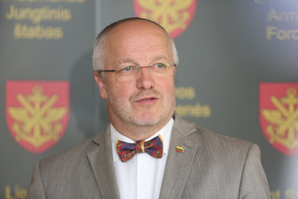 Juliaus Kalinsko/15min.lt nuotr./Juozas Olekas