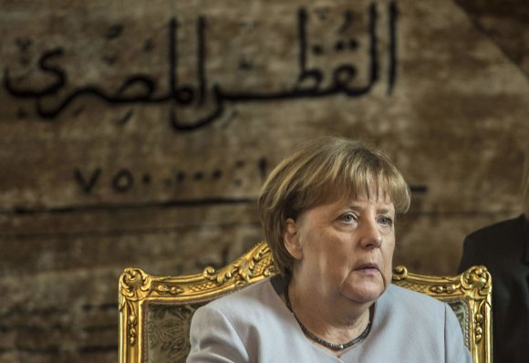 "AFP/""Scanpix"" nuotr./Vokietijos kanclerė Angela Merkel"