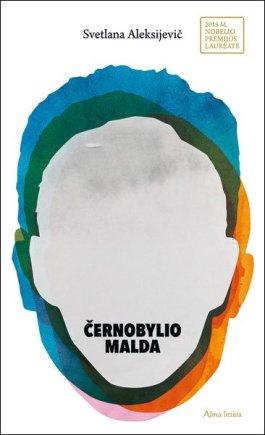 """Černobylio malda"" viršelis/""Černobylio malda"" viršelis"