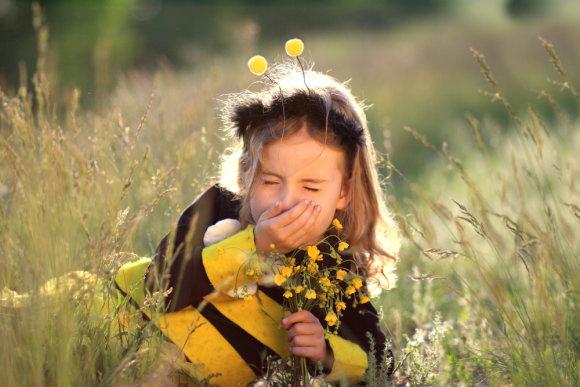 """""""Shutterstock"""" nuotr./Šienligės simptomų gali atsirasti ir pavasarį, ir vasarą, ir net rudenį."""