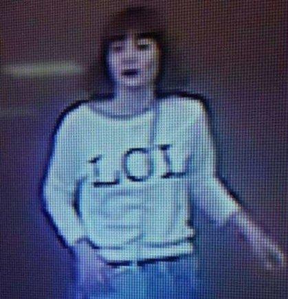 """Nuotr. iš  """"Twitter""""/Viena iš sulaikytų moterų, įtariamų Kim Jong Namo nužudymu"""