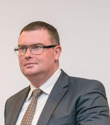 Lietuvos verslo konfederacijos Mokesčių komisijos pirmininkas Marius Dubnikovas.