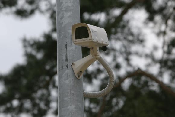 15min nuotr./Klaipėdoje šiuo metu yra 57 vaizdo stebėjimo kameros.