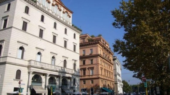 """Wikimedia Commons"" nuotr./Blumenstihl rūmai Romoje"
