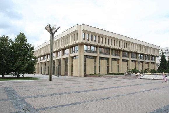 Juliaus Kalinsko / 15min nuotr./Seimo rūmai