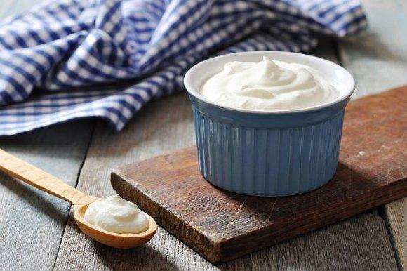 Fotolia nuotr./Graikiškas jogurtas
