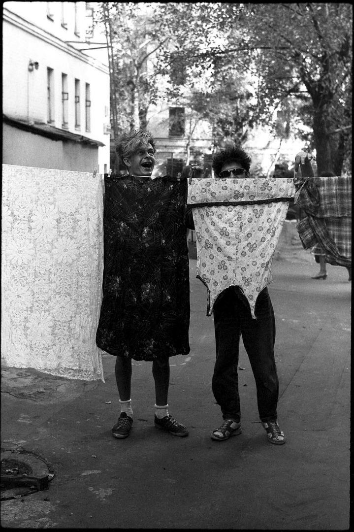 Igorio Muchino nuotr./Fotografo Igorio Muchino užfiksuotas jaunimas Sovietų Sąjungoje (1985 – 1991 m.)