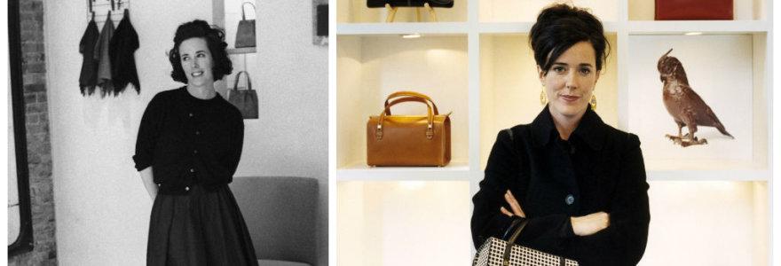 Mirė Niujorko mados dizainerė Kate Spade: tiriama savižudybės versija