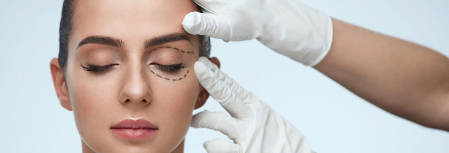 Atverkite akis: atvirai apie vokų operacijas