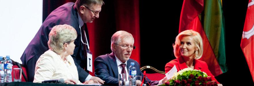 """Partiją kuriantys """"socialdarbiečiai"""" neslepia: didins įtaką koalicijoje"""