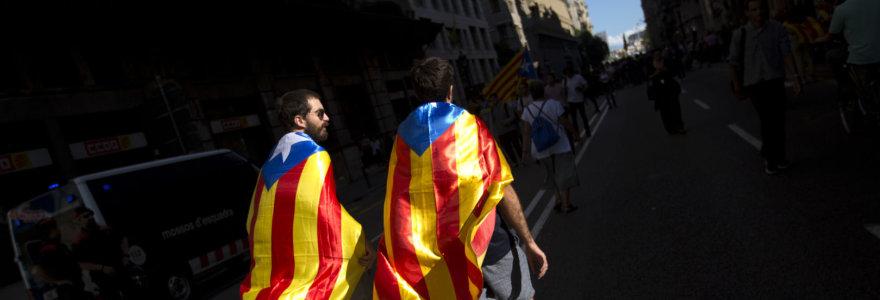 15min paaiškina: Ar Katalonija tikrai nori atsiskirti nuo Ispanijos?