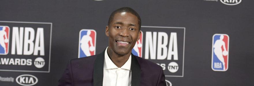 """""""Celtics"""" ir Jamalas Crawfordas išreiškė abipusį susidomėjimą"""