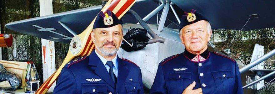 Lėktuvą ANBO II atkūrę pilotai: atgaivinome dalį Lietuvos istorijos