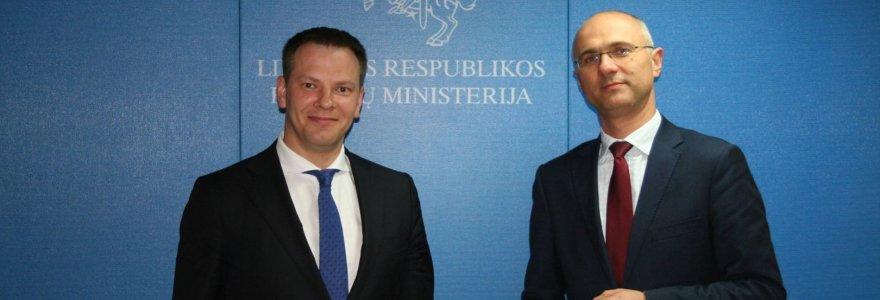 Vienas didžiausių Lenkijos bankų pradėjo žvalgytuves Lietuvoje?