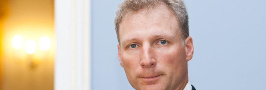 Naujuoju VSD vadovu greičiausiai taps ambasadorius prie NATO Kęstutis Jankauskas