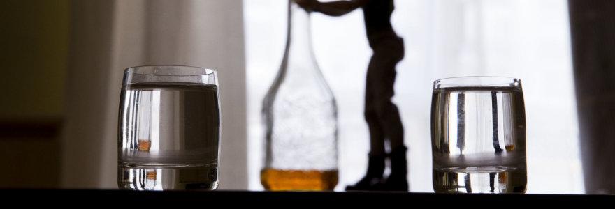 Statistikos departamentas skelbia kitokius skaičius: lietuvis išgeria ne 18,2 litro, bet tik 13,2 litro alkoholio