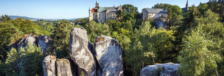 Ar žinote, kur yra Čekijos Rojus ir kaip jis atrodo žiemą?