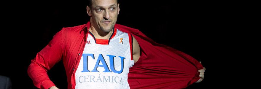 Bėgte nuo laukinių šunų – Serbijos krepšinio legenda mena E.Atamano muštrą