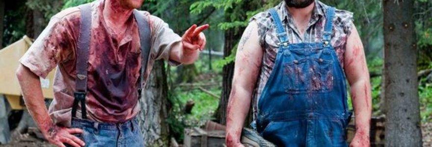 Parodijų komedijoje – pašaipos iš siaubo filmų klišių