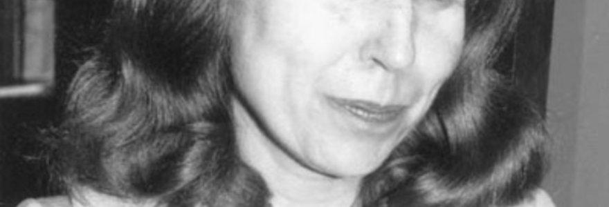 Literatūrologė Viktorija Daujotytė: Liūnė Sutema buvo atskiras poezijos žemynas