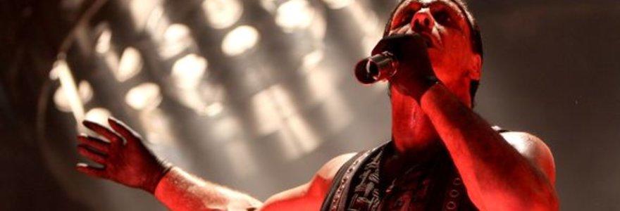 """Į """"Rammstein"""" koncertą Vilniuje išvyko ir budintis ugniagesių ekipažas (nuotraukos, papildyta 00.35 val.)"""
