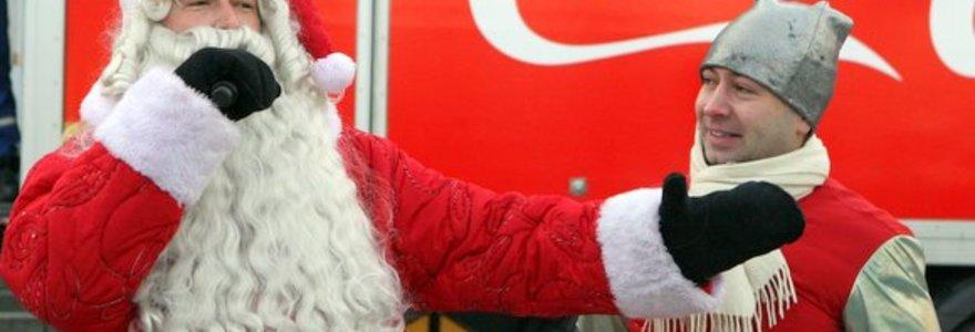 Kalėdinis karavanas neaplenks ir pajūrio