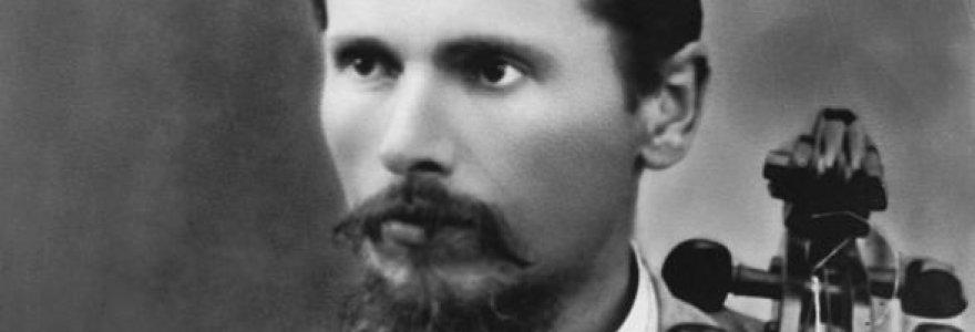 """Lapkričio 16-oji: prieš 113 metų mirė rašytojas, """"Varpo"""" įkūrėjas Vincas Kudirka"""