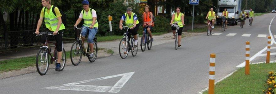 Žygiai dviračiais – po Šakių rajono vaizdingas vietas