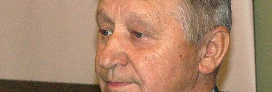 Filosofui Vaclovui Bagdonavičiui įteikta valstybinė premija