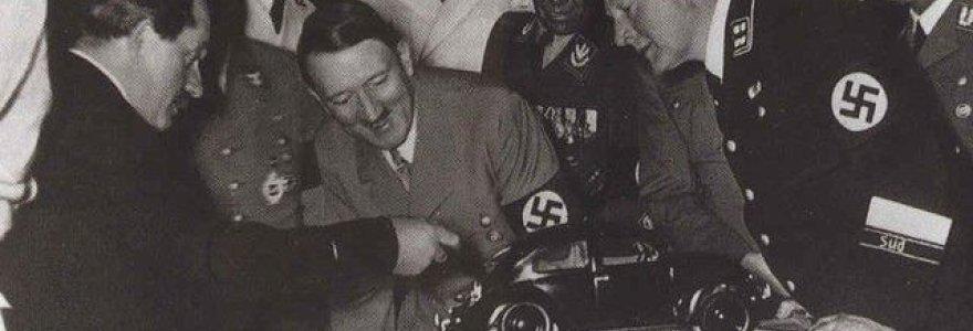 Gėdinga praeitis: garsios kompanijos, bendradarbiavusios su naciais