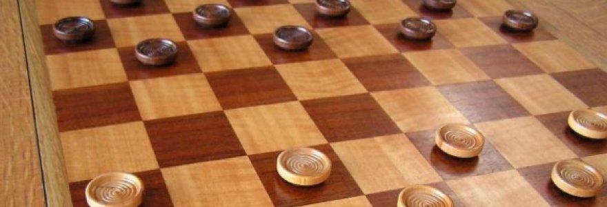 Tarptautinės šaškių federacijos planetos žaidėjų reitinge Laima Adlytė šešiolikta