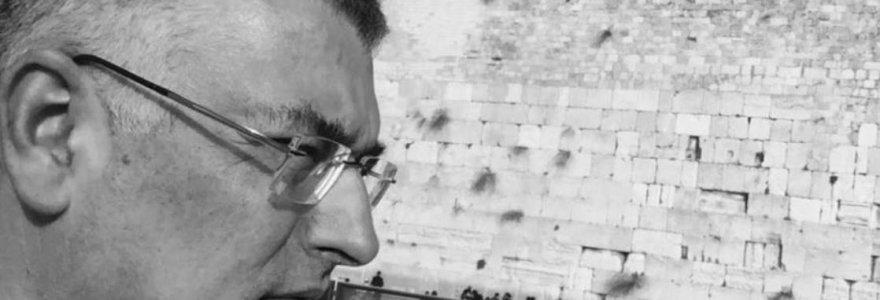 """S.Kanovičius: Šeduvoje kuriamas """"Dingęs Štetlas"""" negali pakeisti žydų istorijos muziejaus"""