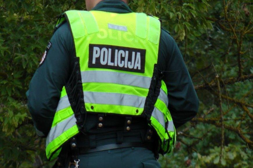 Policijos pareigūnas