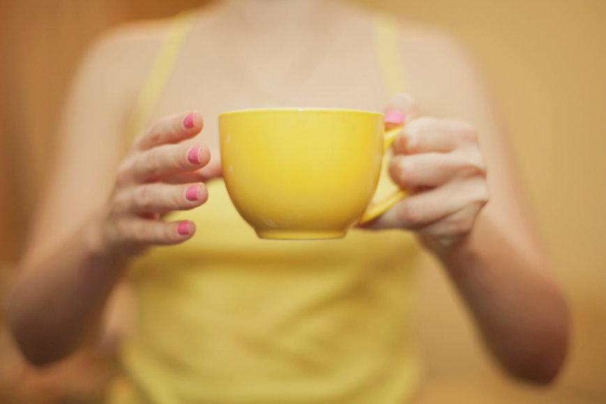10 arbatų moterims
