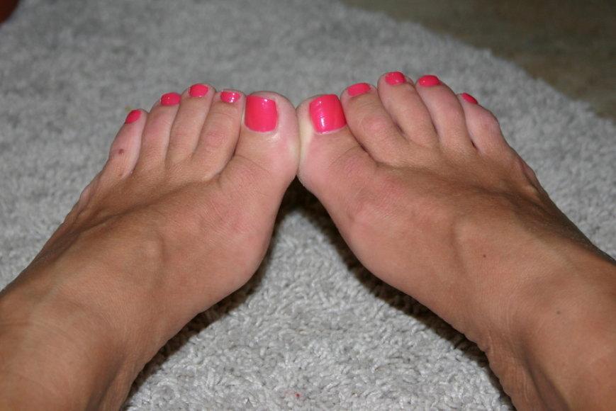 Pėdų priežiūra