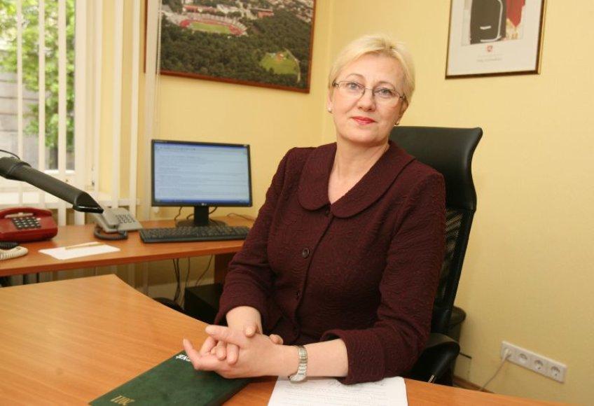 Vyriausybės atstovė Kauno apskrityje R.Noreikienė įsitikinusi, kad politikai priėmė netinkamą sprendimą.