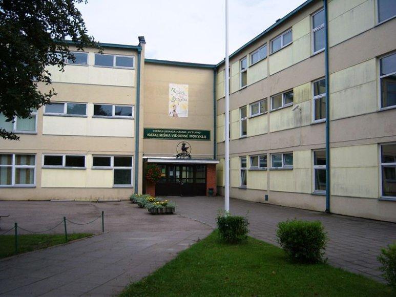 Vyturio katalikiška vidurinė mokykla