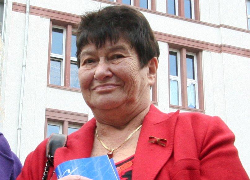 Rašytoja Stefanie Zweig