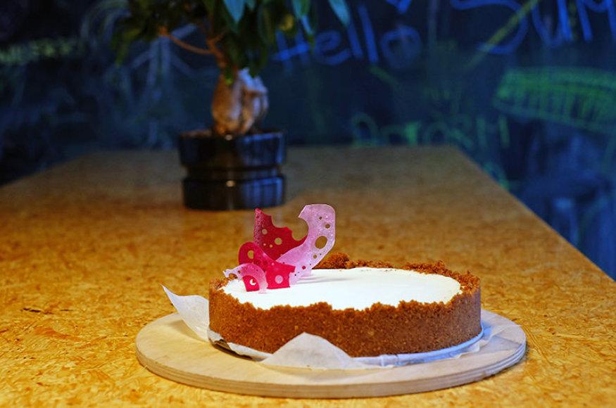 Grietinėlės pyragas