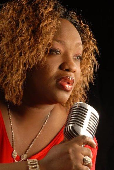 Jazz atlikėja Sharrie Williams
